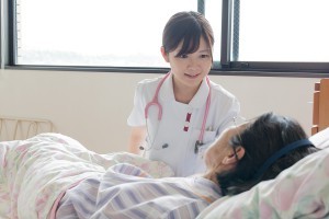 地域包括ケア病床の看護師