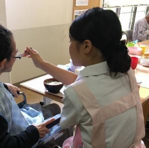 歯科医療専門学校実習生2