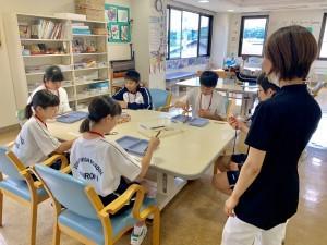 兼六中学校_作業療法士研修
