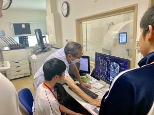 兼六中学校_診療放射線技師研修